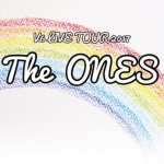 V6 LIVE TOUR2017 The ONES