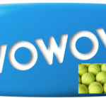 wowowテニス放送スケジュール(2019.5月度)