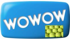 wowowテニス放送